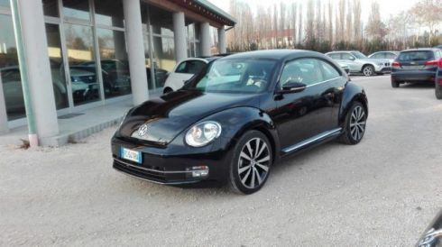 VOLKSWAGEN Maggiolino 2.0 TDI Design Uniproprietario Full Optional