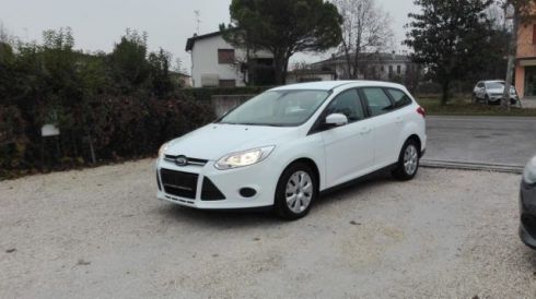 FORD Focus 1.6 TDCi 95 CV Station Wagon Navi Uniproprietario