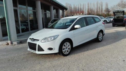 FORD Focus 1.6 TDCi 115 CV Station Wagon Navi Uniproprietario
