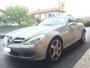 MERCEDES-BENZ SLK 200 KOMPRESSOR CAT Usata 2004