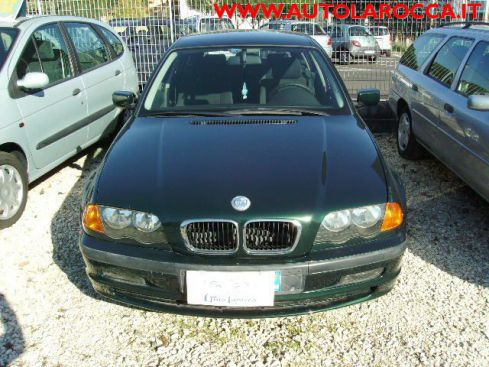BMW 320 d turbodiesel cat Touring