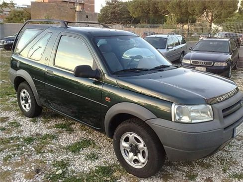 LAND ROVER Freelander 1.8 BENZ