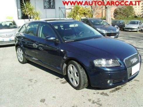AUDI A3 SPB. 2.0 16V TDI Attraction