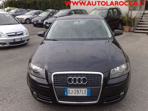 AUDI A3 SPB. 2.0 TDI F.AP. S tr. Attraction