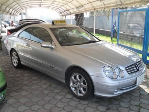 MERCEDES-BENZ CLK 200 CLK Coupe 200 CGI Avantgarde