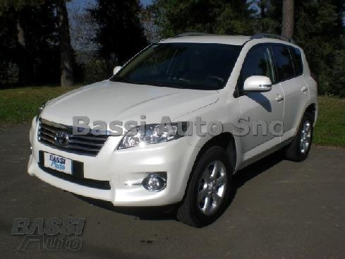 TOYOTA  RAV4 RAV4 Crossover 2.0 Exclusive