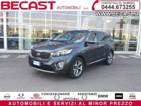 KIA Sorento 2.2 CRDi Stop&Go AWD Feel Rebel