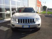 JEEP GRAND CHEROKEE 3.6 V6 OVERLAND UNICO PROPRIETARIO Usata 2011