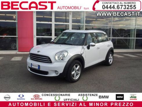 MINI Countryman Mini One D Countryman UNICO PROPRIETARIO