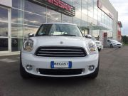 MINI COUNTRYMAN MINI ONE D UNICO PROPRIETARIO Usata 2012