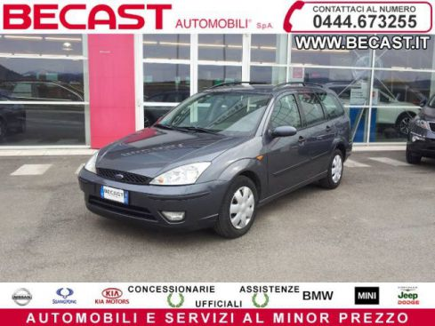 FORD Focus 1.8 TDDi cat SW Ambiente UNICO PROPRIETARIO