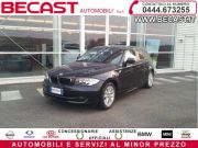 BMW 118 D 2.0 143CV CAT 5 PORTE DPF UNICO PROPRIETARIO Usata 2010