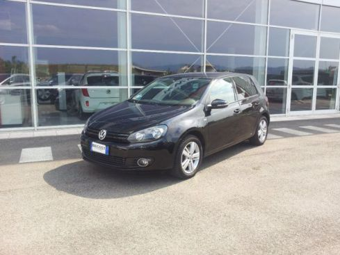 VOLKSWAGEN Golf 1.6 TDI DSG 5p. Highline BlueMotion Technology