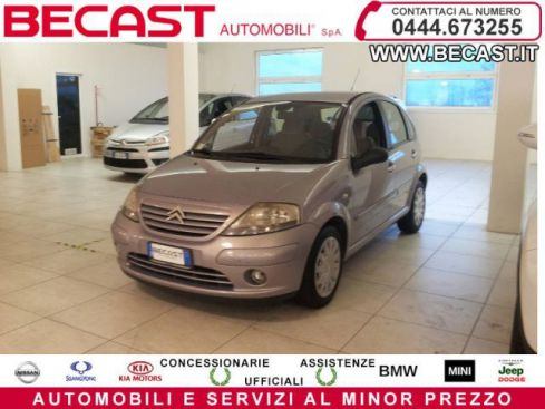CITROEN C3 1.4 HDi 70CV Exclusive UNICO PROPRIETARIO
