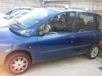 Fiat MULTIPLA 1.6 16V BIPOWER CAT ELX Usata 2003