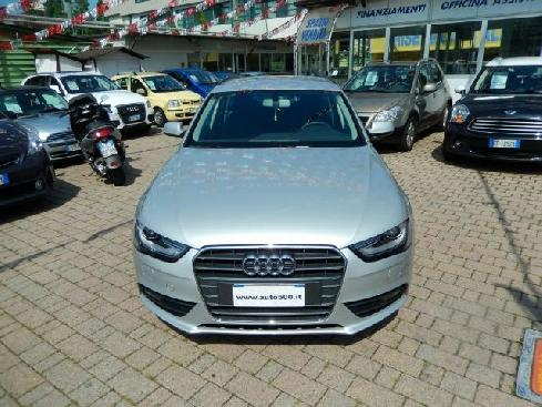 AUDI A4 Avant 2.0 TDI 177CV mult. Advanced