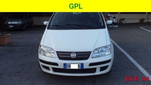 FIAT Idea 1.4 16V S&S Active GPL BRC