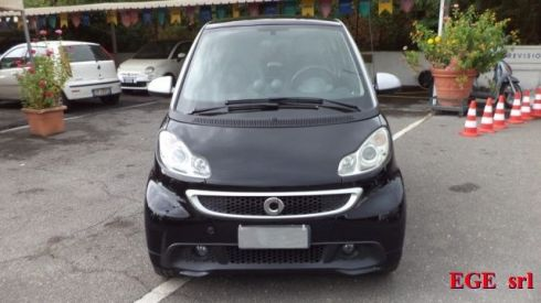 SMART ForTwo 1000 62 kW coupé pulse navi servosterzo