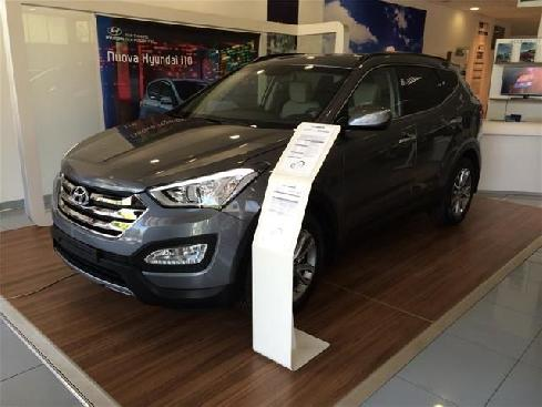 HYUNDAI Santa Fe 2.2 CRDi 4WD A/T Style+Deluxe Pack