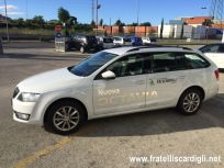 SKODA OCTAVIA 1.6 TDI CR 105 CV WAGON EXECUTIVE Km 0 2014