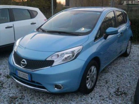 NISSAN Note 1.5 dci acenta (120)