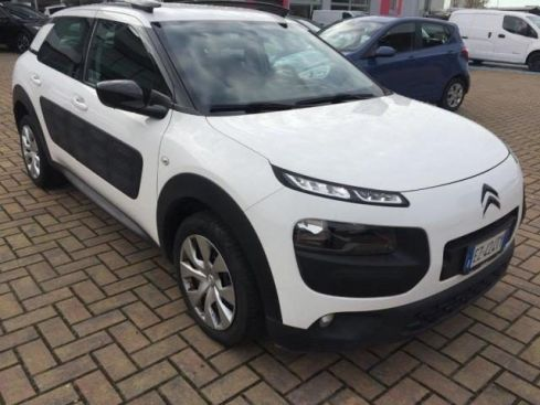 CITROEN C4 Cactus 1.6 blue hdi feel 100cv (424)