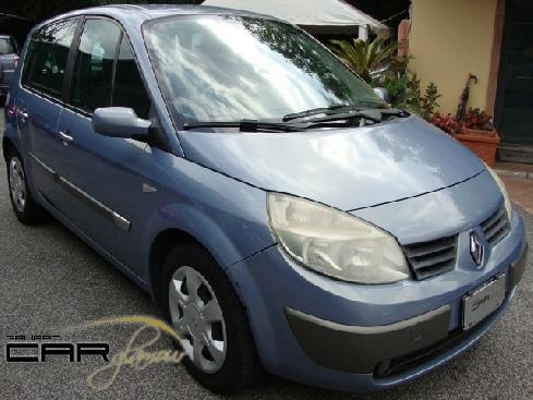 RENAULT Scénic 1.9 dCi Confort Authentique