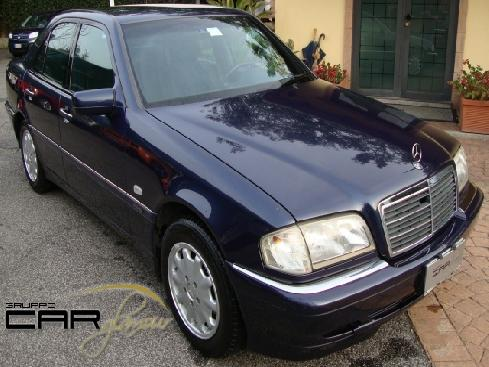 MERCEDES-BENZ C 250 turbodiesel cat Elegance BELLISSIMA!!! P