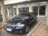 BMW 520 D TOURING BUSINESS 184CV AUTOMATICA Usata 2012
