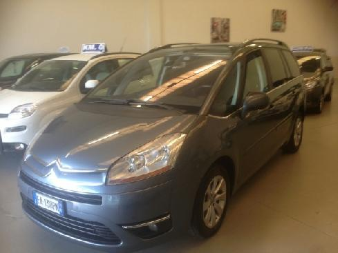CITROEN C4 1.6 e-HDi 110 FAP CMP6 Exclusive