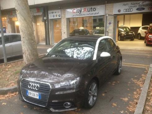 AUDI A1 1.6 TDI 105 CV Ambition BI-COLOR