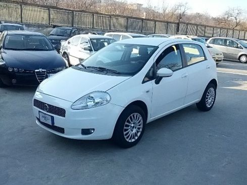 FIAT Grande Punto 1.4 77cv Euro4 5p Dynamic Natural Power (B/Met.)