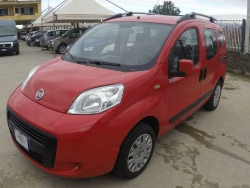 FIAT Qubo 1.4 8V 78cv MyLife Natural Power (B/Metano) Euro5