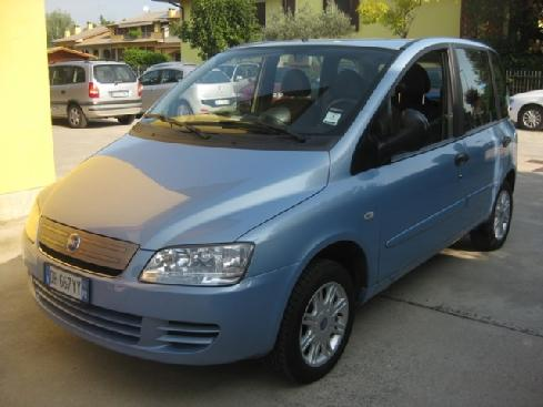 FIAT Multipla 1.6 BZ/MET. 103CV Natural Power Dynamic