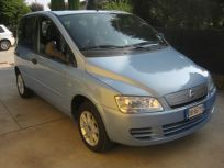 FIAT MULTIPLA 1.6 BZ/MET. 103CV NATURAL POWER DYNAMIC Usata 2006