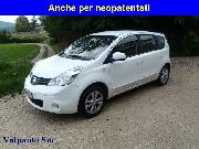 NISSAN NOTE 1.4 16V GPL ECO ACENTA-TESTATA MODIFICAT