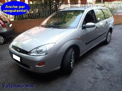 FORD Focus 1.8 TDDi cat SW-Euro 3