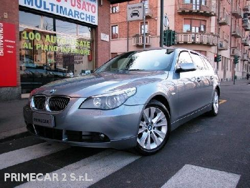 BMW 530 d cat Touring Futura