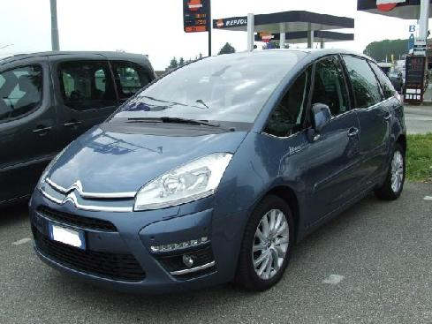 CITROEN C4 2.0 HDi 160 FAP aut. Exclusive