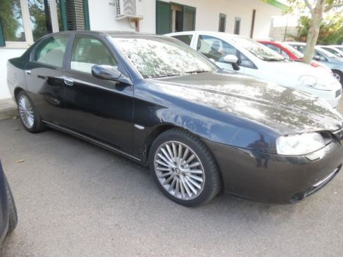 ALFA ROMEO 166 3.2 V6 24V cat Black Line GPL