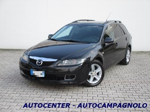 MAZDA 6 MY\'06 2.0 CD 16V/143 Wag. Tour.