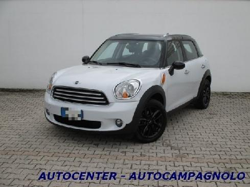 MINI Countryman Cooper - NAVI -