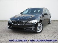 BMW 520 D TOURING LUXURY NEW MODEL Usata 2013