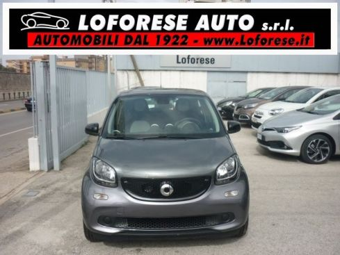SMART ForFour 70 1.0 Passion UNICO PROPRIETARIO