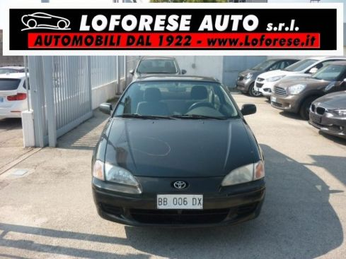 TOYOTA Paseo 1.5i 16V cat Plus UNICO PROPRIETARIO