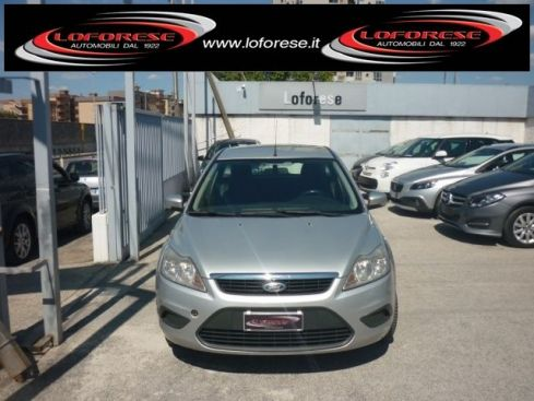 FORD Focus 1.6 TDCi (110CV) SW UNICO PROPRIETARIO