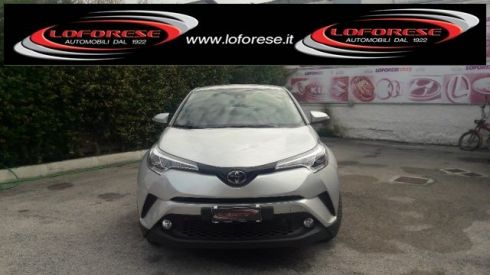 TOYOTA C-HR 1.2 Turbo CVT Active    KM 0