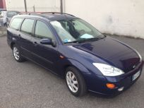 FORD FOCUS 1.8 TDDI CAT SW AMBIENTE Usata 2001