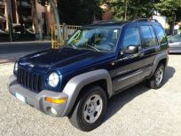 JEEP CHEROKEE 2.5 CRD SPORT 4X4 used car 2003