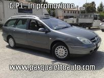 CITROEN C5 2.0 16V CAT S.W. EXCLUSIVE Usata 2002